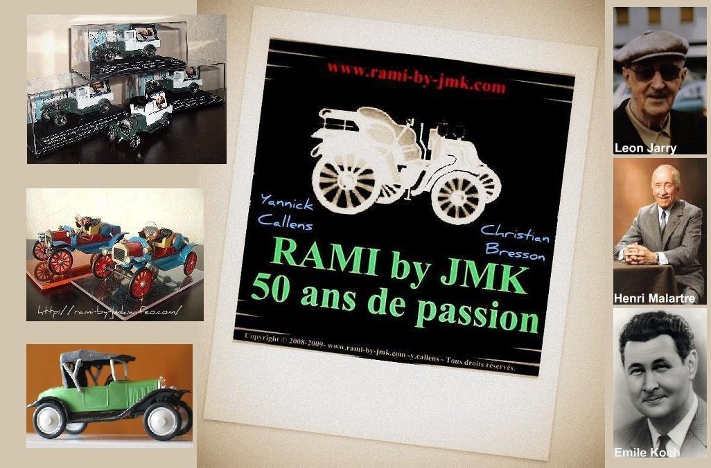 rami by jmk 50 ans de passion yannick callens